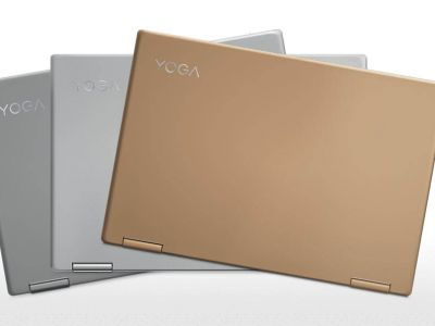Modne notebooki: Lenovo Yoga 720