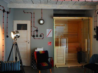 Trendy: Apartamenty z prywatną sauną
