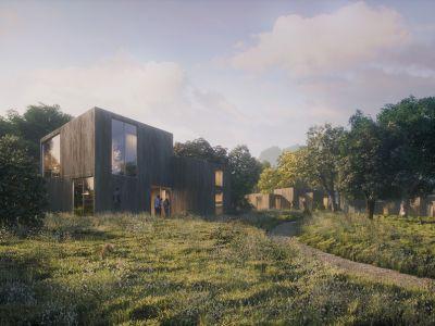 Domy przyszłości: Zero-carbon