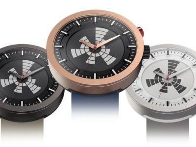 Trendy design: zegarek z e-papierem