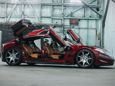 Moto trendy: Fisker EMotion