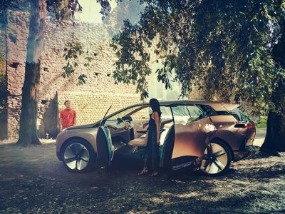 Moto trendy: BMW iNext