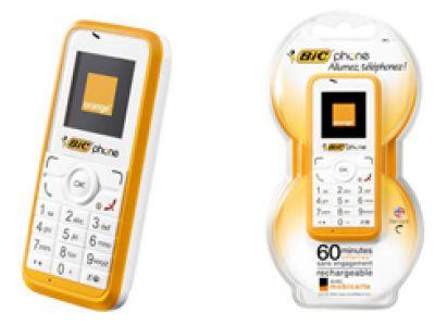 Telefon jak jednorazowy długopis.