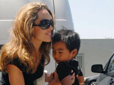Angelina Jolie i jej 44 kg