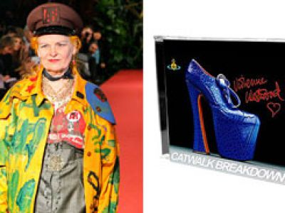 Vivianne Westwood rocks (VIDEO)!