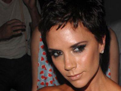 Victoria Beckham Zupełnie Nowa Fryzura Gwiazdy Trendupl