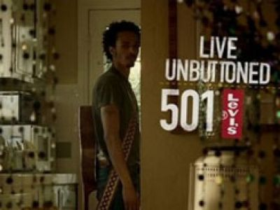 Levi's® 501® Live Unbuttoned - konkurs!