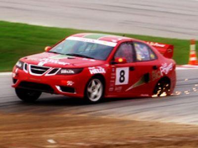 Rallycross i Marcus Gronholm - relacja Trendz TV