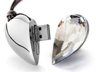 Pendrive Swarovski-Philips