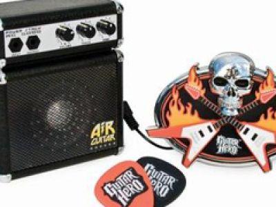 Na gitarze bez gitary - Guitar Hero