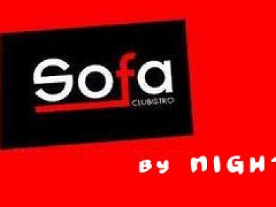 Sofa by night - czyli popularne bistro w nocnej odsłonie