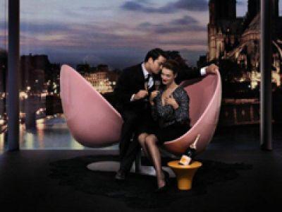 Love Seat – prawdziwy Fotel Miłości projektu Karima Rashida