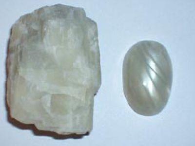 Kamień księżycowy prosto z ziemi