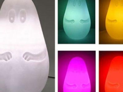 Barbapapa - lampka nie tylko dla dzieci
