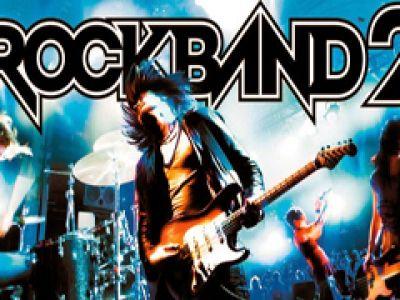 Rock Band 2 kolejnym hitem gier muzycznych