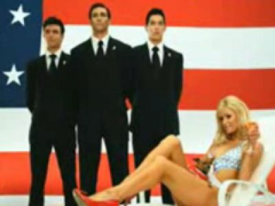 Paris Hilton na prezydenta!!! (video)