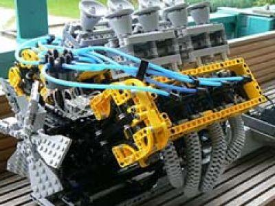Lego V8.