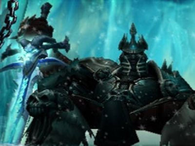 Wrath of the Lich King- kolejny dodatek do World of Warcraft(video)