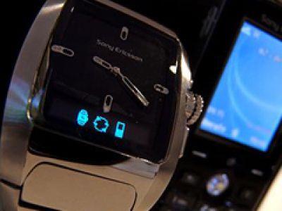 Zegarek z bluetooth.