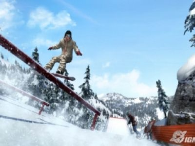 Shaun White Snowboarding(video)