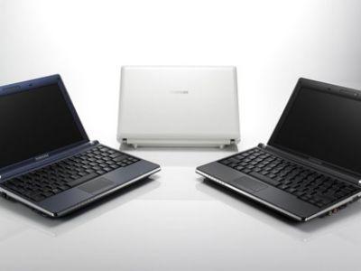 Samsung Netbook NC10- nowy wymiar laptopów(video)