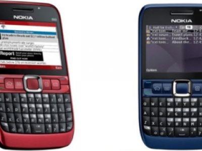 Nokia E63- dla przebojowego biznesmana(video)