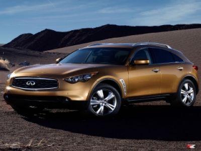 Nissan Infiniti FX- czy okaże się hitem?
