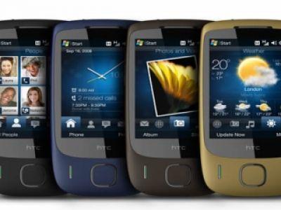 HTC Touch Viva(video)