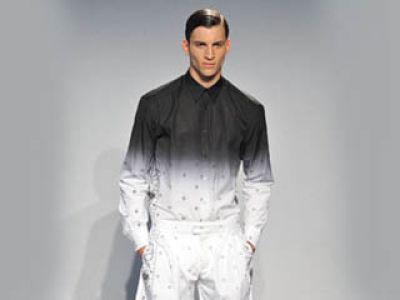 Gradienty w modzie – wiosna 2009