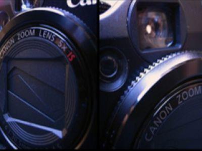 Canon Powershot G10(video)