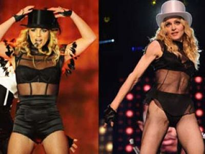 Britney Spears vs Madonna