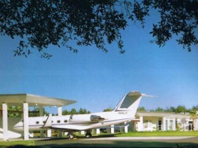 Prywatne osiedle-lotnisko