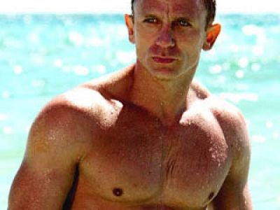 Mieć ciało jak Daniel Craig