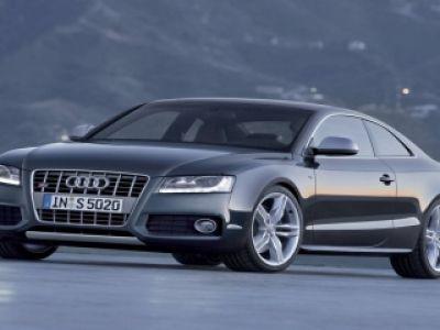 Audi S5-luksusowe coupe(video)