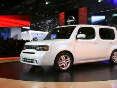 Nissan Cube(video)