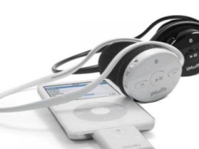 iMuffs słuchawki do twojego iPoda