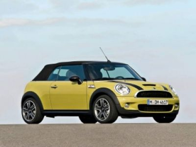 Nowy Mini Cabriolet(video)