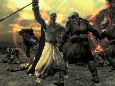 The Lord of the Rings: Conquest(video)