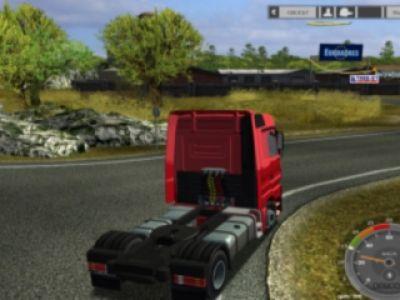 Euro Truck Simulator(video)