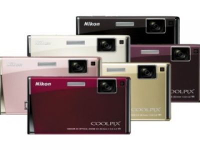 Nikon Coolpix S60(video)