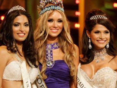 Kseniya Sukhinova nową Miss Świata