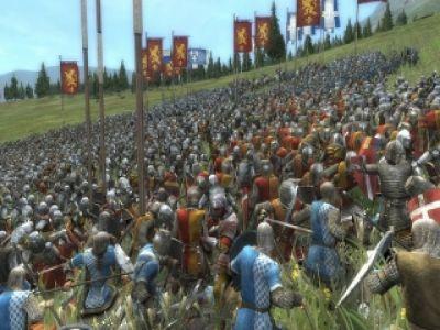 Gry strategiczne z serii Total War(video)