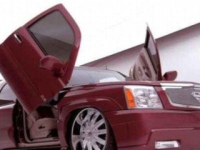 Tuningowane samochody i celebrities – dobrana para