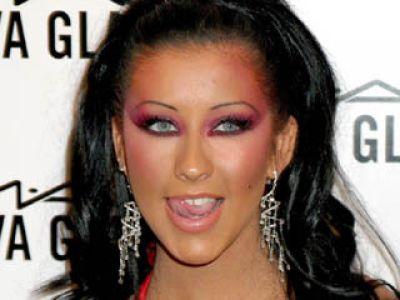 Christina Aguilera dla Topshop