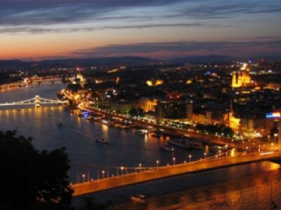 Nieco egzotyki w centrum Europy- Budapeszt