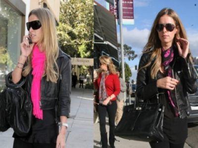 Victoria Beckham, Nicky Hilton, siostry Olsen – magia różu i czerni