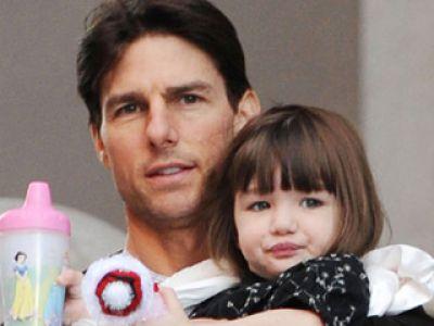 Tom Cruise i Katie Holmes planują drugie dziecko!