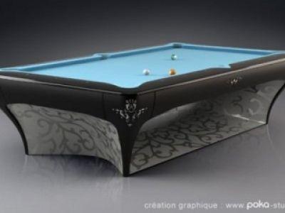 Stół bilardowy za 130000 Euro