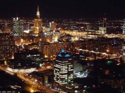 Warszawa, czy stanie się polskim Dubajem?