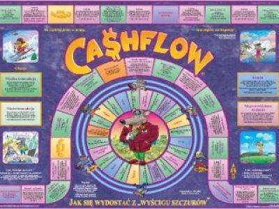 Cashflow- gra planszowa